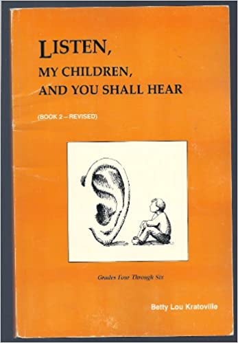 Book Listen, My Children, and You Shall Hear: Book Two