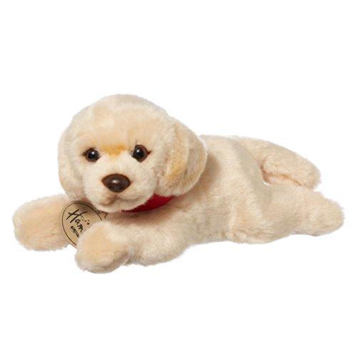 Hamleys Golden Labrador Soft Toy, Golden  7 inch
