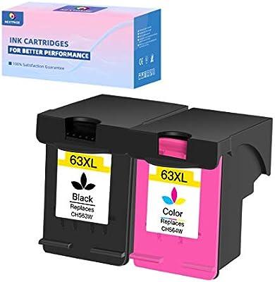 NEXTPAGE - Cartucho de tinta remanufacturado HP 63XL 63 XL ...