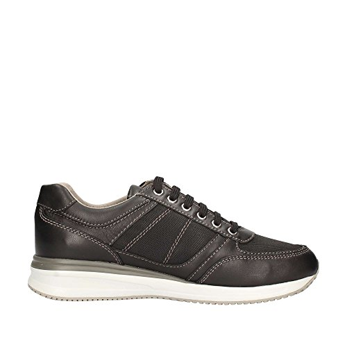 Geox U620GB 08511 Sneakers Man Black 43 RBBrByl95