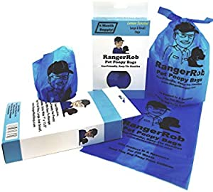 Giveaway: Premium RangerRob Poopy Bags for Dog Waste Disposal