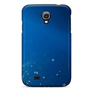 Anti-scratch And Shatterproof Candy Powder Phone Case For Galaxy S4/ High Quality Tpu Case