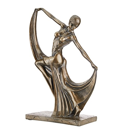 Design Toscano Mistress of the Dance Statue