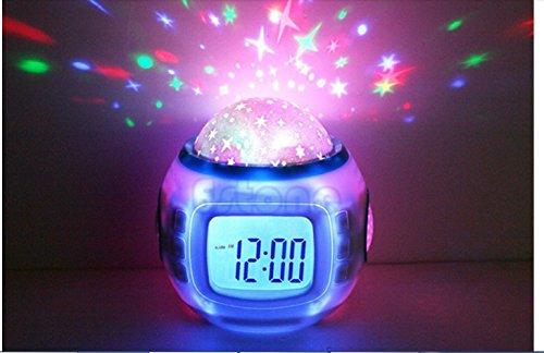 reloj despertador digital - 9