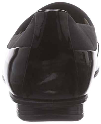 ECCO Touch Ballerina - Mocasines Mujer Negro (BLACK/BLACK51707)