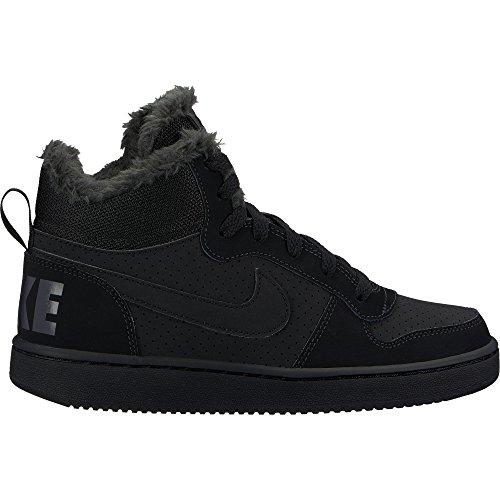 Basketball Noir Wntr Anthracite Mid Chaussures Homme NIKE Borough Court Black Black de 001 GS zRnqp0A
