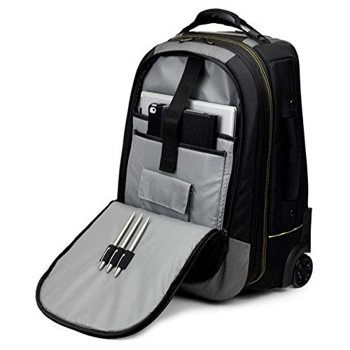 TARGUS CityGear 39,6cm 15,6Zoll Vertical Laptop Roller Black