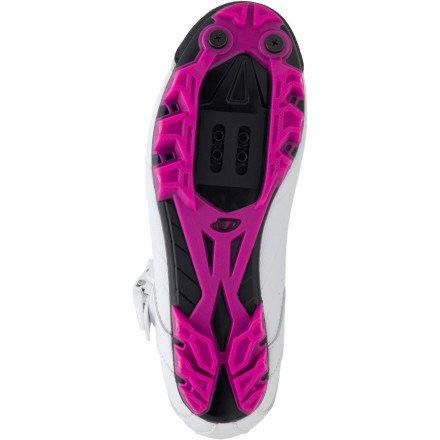 5 Damen Manta Größe weiß MTB Schuhe Giro rot 2014 38 zqxw5dAR0
