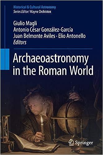 Amazon.com: Archaeoastronomy in the Roman World (Historical ...