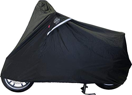 Dowco Guardian 50039-00 WeatherAll Plus Heavy Duty Outdoor Waterproof Scooter Cover: Black, - Cover Guardian Plus Weatherall