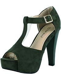Amazon.com: Platform - Boots / Shoes: Clothing, Shoes & Jewelry