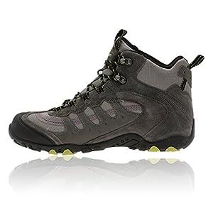 Hi-Tec Penrith Mid Waterpoof Trail Walking Boots - SS18 - 10 - Grey