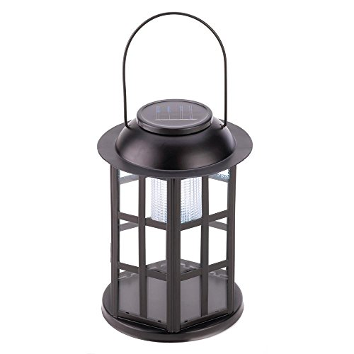 Carriage Style Solar Lights