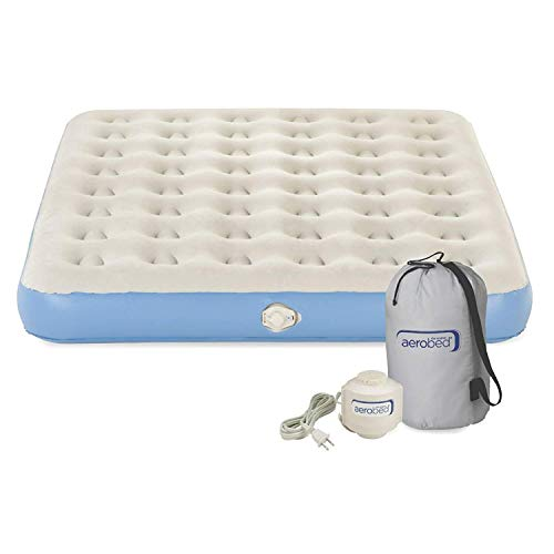 AeroBed Classic Air Bed Single High Size: Queen