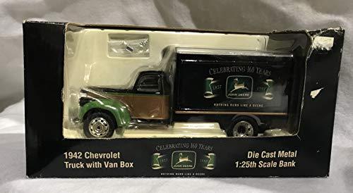 John Deere 1942 Chevrolet Truck with Van Box