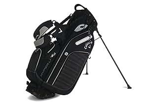 Callaway 2016 Hyper-Lite 5 Stand Bag, Black/Grey/White