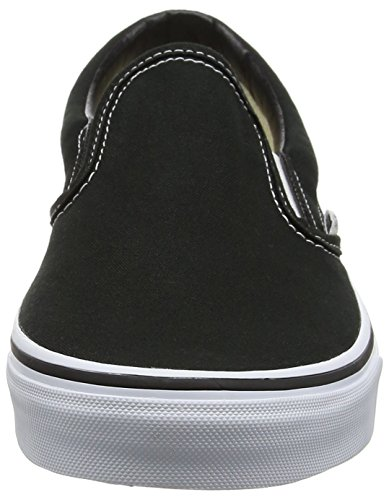 Black Classics Core tm Vans on Slip canvas qHTxq0Ow