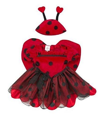 Toddler Ladybug Costume - 2T