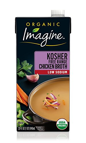 Imagine Organic Low Sodium Free Range Chicken product image