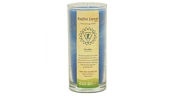 Amazon.com: Vela de jarro amor energía Chakra Aloha ...