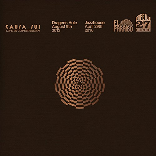 Vinilo : Causa Sui - Live In Copenhagen (Boxed Set, 3 Disc)