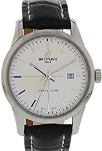 Breitling Transocean swiss-automatic mens Watch A10360 (Certified Pre-owned)