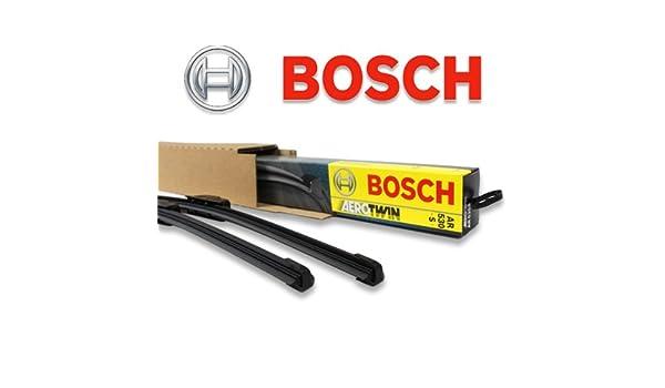 Bosch AEROTWIN AR500S - Conjunto de escobillas para limpiaparabrisas (500 mm, 2 unidades): Amazon.es: Coche y moto