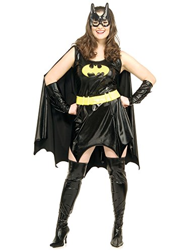 Batgirl Plus Size Halloween or Theatre Costume]()