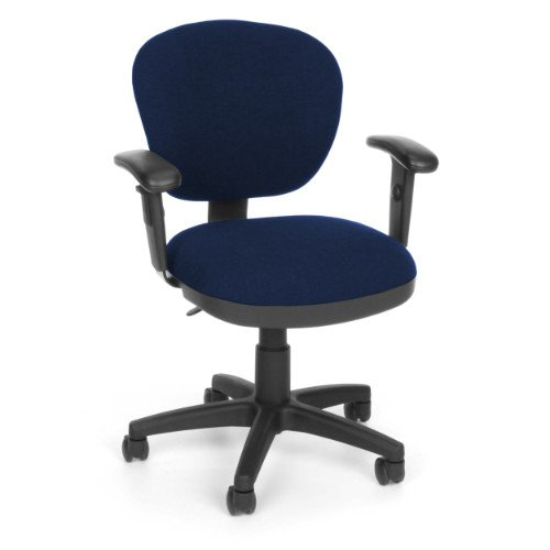 OFM 150-AA-119 Lite Use Computer Task Chair with Arms