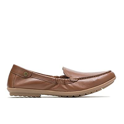 Hush Puppies Women's AIDI Mocc Slipon Driving Style Loafer
