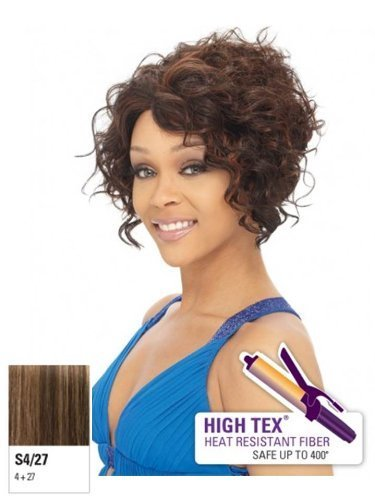 Outre Synthetic Lace Front Wig - Salina-1 by - Mall Salinas