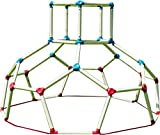 Lil' Monkey Dome Climber - Jungle Gym Playground Equipment, Climbing Structures for Kids and Toddlers, Backyard Outside Toddler Toys, Monkey Bars Climbing Tower Ages 3-6