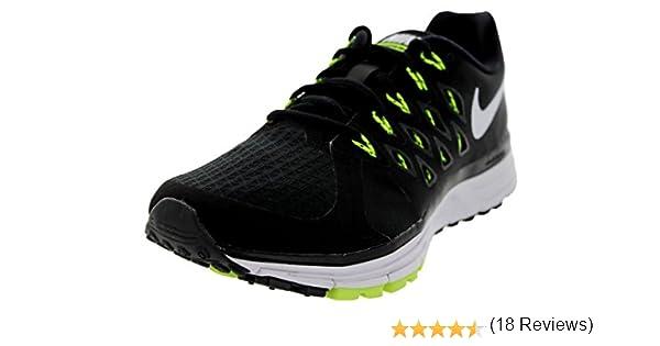 Nike Wmns Zoom Vomero 9, Zapatillas de Running para Mujer, Negro (Black/White-Volt), 43/44 EU: Amazon.es: Zapatos y complementos