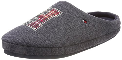 C2285ornwall Mules Moyen Magnet 1d2 Gris Homme Tommy Chaussons Gris Hilfiger 5OqwUR