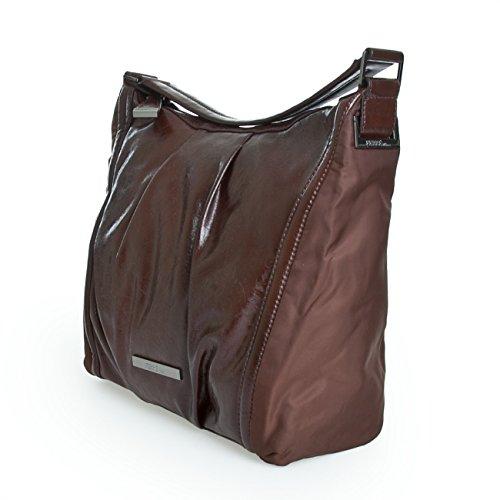 GF ferré gianfranco ferré vOLTAIRE wx5bmc_marroneu252 sacs à main marrone sac bandoulière