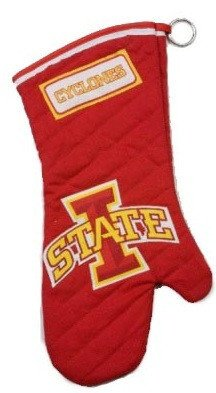 Iowa State Cyclones Grill Glove - NCAA Licensed - Iowa State Cyclones Collectibles ()