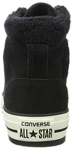 Bateau Ember Schwarz Black egret Hi Boot Chaussures black Converse Ctas Mixte Adulte 4HS0RR