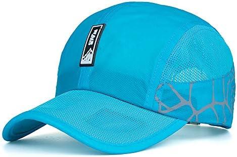 BZAHW Gorras de béisbol Transpirables de Visera de algodón para ...