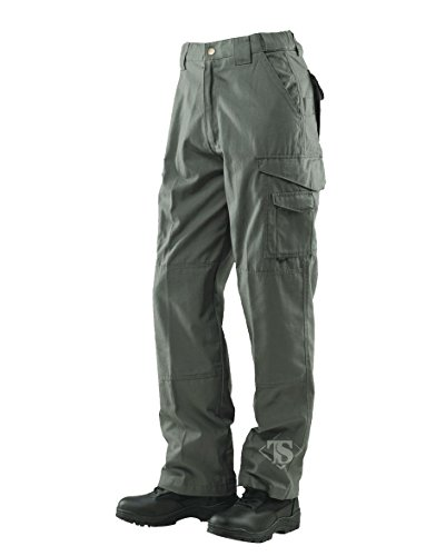 (Tru-Spec 24-7 Series Men's Tactical 65/35 Polyester/Cotton Rip-Stop Pants, Olive Drab, 32x32)