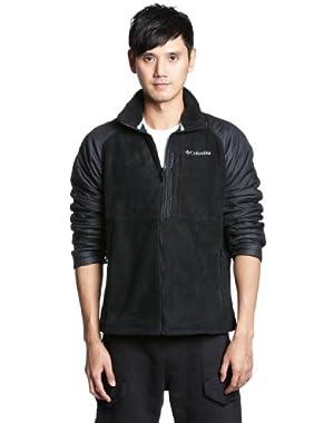 Ten Trail III Men's Fleece Zip Sweatshirt X-Large