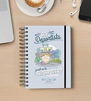 Missborderlike - Agenda 2019 Dia vista - Deportista
