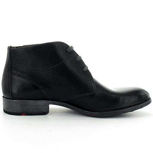 LLOYD , Chaussures à lacets et coupe classique homme - noir - Schwarz, 42.5 EU / 8.5 UK