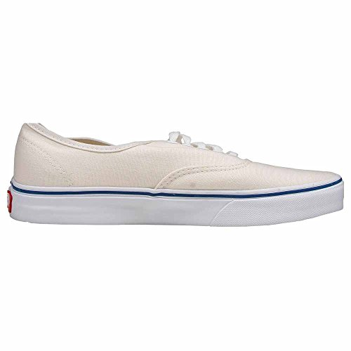 Vans Authentic, Zapatillas de skateboarding Unisex White/Weiß