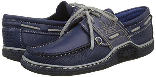Chaussures Homme Bateau Tbs Gris Bleu indigo B8m62 Globek qpU4cH