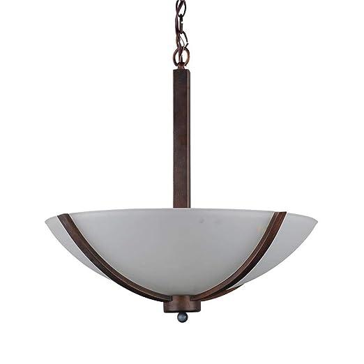 Amazon.com: Whitfield iluminación ch107 – 20 awcf mickayla ...
