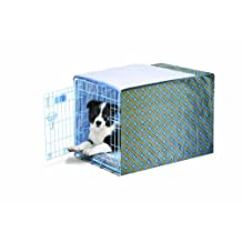Precision Pet Duvet Crate Cover for Size 3000 Crates, Blue