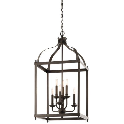 Kichler 42568OZ Larkin 6 Light Pendant