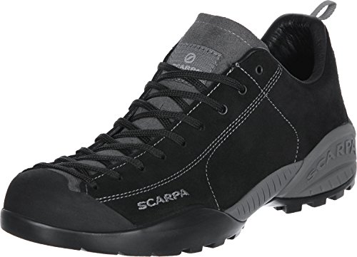 Mojito Scarpa Scarpa Leather Black Approachschuhe Mojito Leather Approachschuhe Black gnXUqR