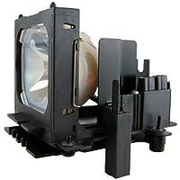 Emazne SP-LAMP-016 Lamp Original Bulb With Housing Projector Replacement Lamp For Ask C450 Ask C460 Proxima DP8500X Infocus LP850 Infocus LP860 Liesegang DV560 Liesegang DV880 FLEX Toshiba TLP-LX45