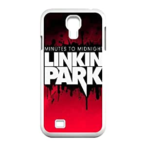 Linkin Park Black and White Logo case For SamSung Galaxy S4 Case TPUKO-Q805592